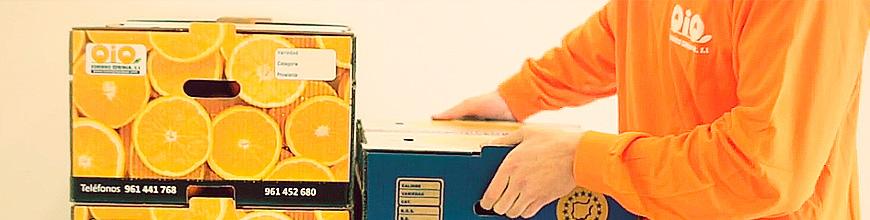 Garantía de devolución de Naranjas Quique