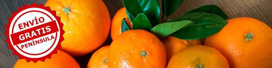 Envío de naranjas a domicilio