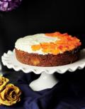 Receta de Bizcocho de yogurt y naranja para diabéticos