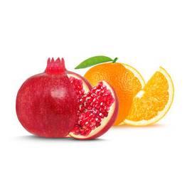 Mixta (8kg granadas y 2 kg de clementinas)