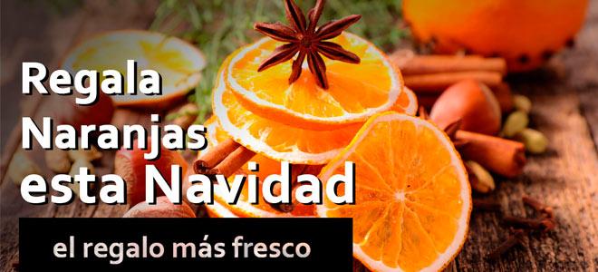 Esta Navidad regala naranjas y mandarinas