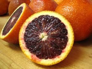 Acerca de la naranja Moro