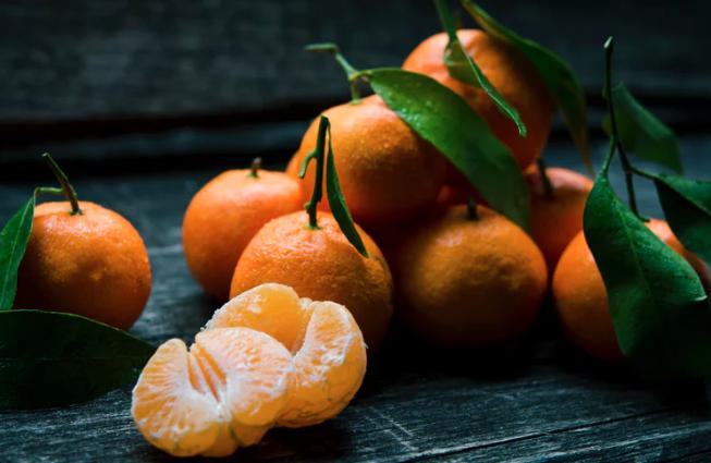 La mandarina como antídoto contra los resfriados