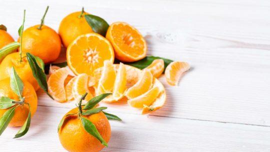 ¿Cuáles son los beneficios de la mandarina?