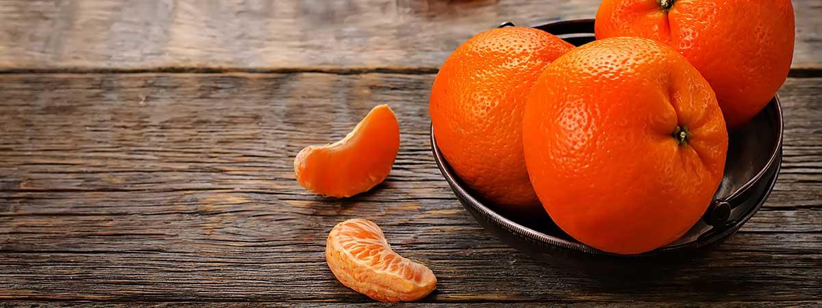 Tipos de Mandarinas que Existen