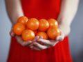 ¿Cuántas mandarinas se pueden comer al día?