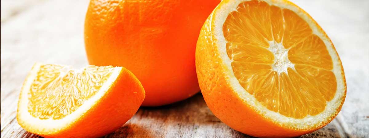 Valor Nutricional de las Naranjas