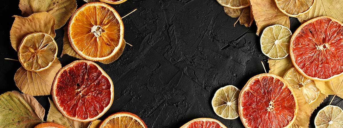 Naranjas deshidratadas y otros cítricos de Naranjas Quique