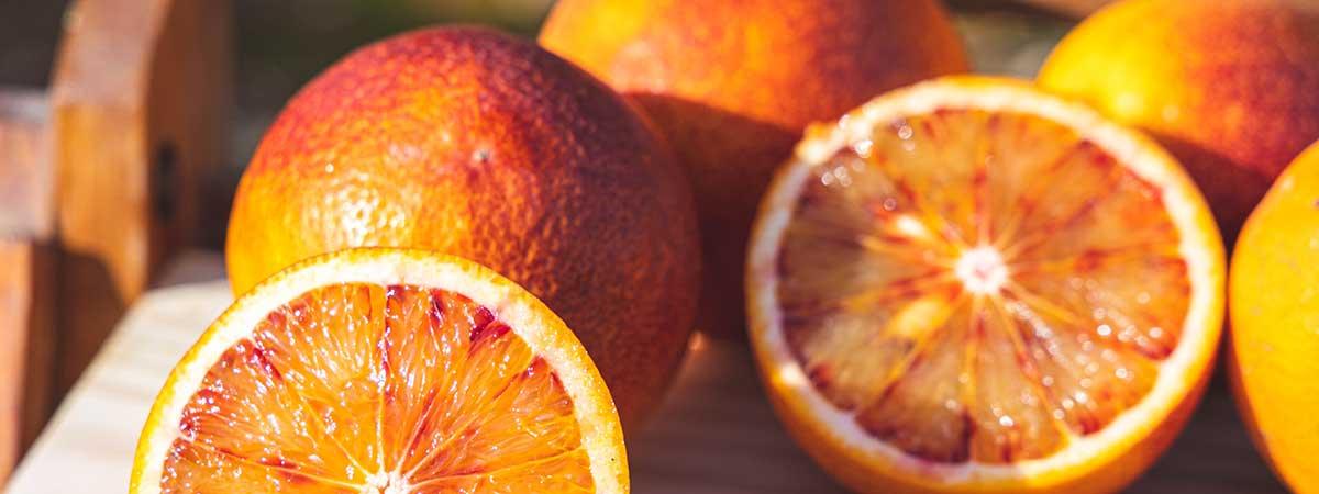 Tipos de Naranjas - Naranjas Sanguinas